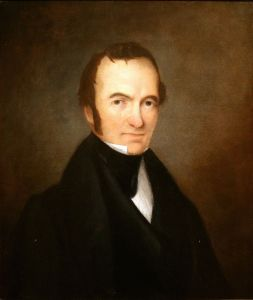 the drawing of Stephen F. Austin