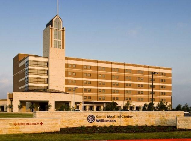Round Rock Seton Medical Center