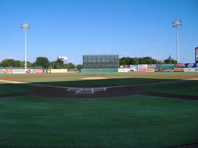 Nelson W. Wolff Municipal Stadium Field