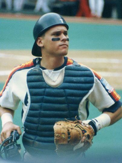 Craig Biggio Catcher