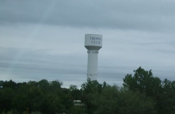 Trophy Club Water Tower