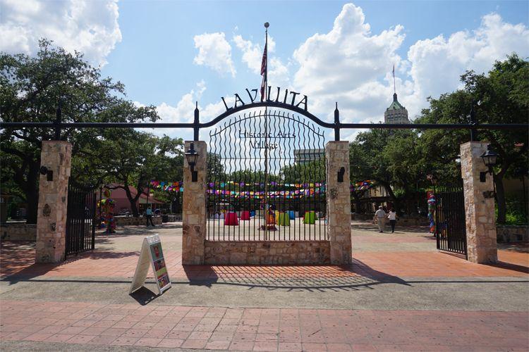 La Villita Historic Arts Village - San Antonio's Cultural Art Hub